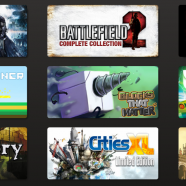 Completing my Steam library